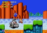 Submarine Eggman 04