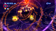 Time Eater Purple Orb