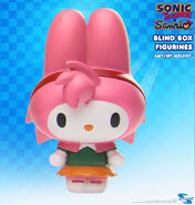 Toynami SxS Amy x My Melody BB