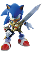 Black Knight Sonic art 1