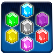 Chaos Emerald trophy 2