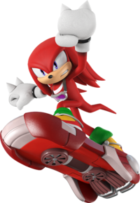 Knuckles EMBARGO 4th Oct