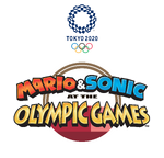 Logo EN - Mario & Sonic at the Olympic Games Tokyo 2020