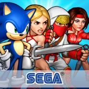 Sega Heroes icon