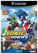 SonicRiders GCN UK