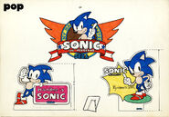 SonicTheHedgehogLogoCollection