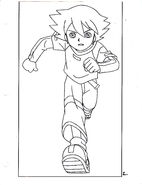Sonic X Concept Art 001