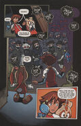 Sonic X issue 14 page 3