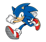 Channel Sonic Running
