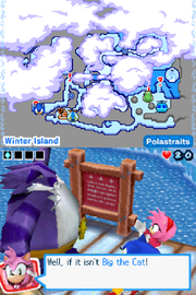Mario Sonic Olympic Winter Games Adventure Mode 091