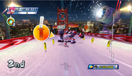 Mario Sonic Olympic Winter Games Gameplay 189