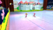 Mario Sonic Olympic Winter Games Gameplay 338