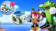 Sonic Dash 4.0 banner