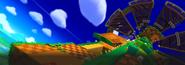 Speed Race 1 - Windy Hill - Zone 1 - Screen 3