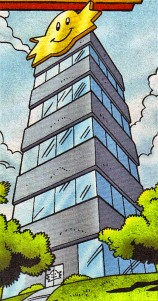 Dr K's tower