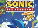 Sonic the Hedgehog Issue 1-4 Box Set