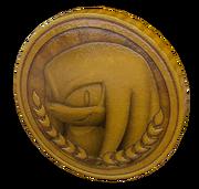 Knuckles Medal
