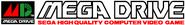 Mega Drive Japanese logo