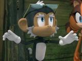Monkey-Boy