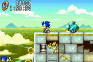 Rhinotank (Sonic Advance)