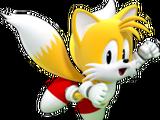 "Miles ""Tails"" Prower (Mundo de Classic Sonic)"