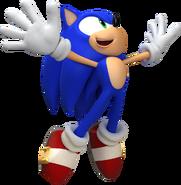 SonicJumpMainPose