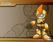 Sonic Battle tapeta 10