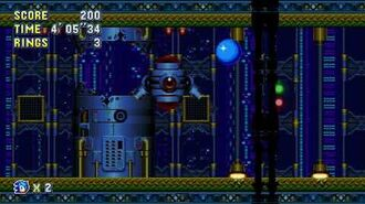 Sonic Mania Boss 25 - Red Eye