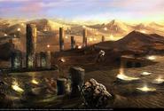 Arid Sands koncept 1