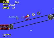 Conveyor Belt Sonic 2 WFZ
