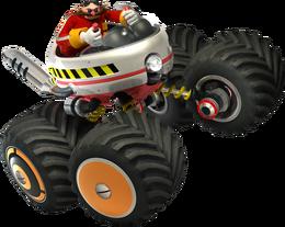 Eggmobile racing