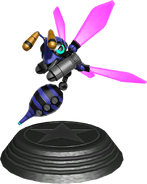 Generations statue Buzz Bomber