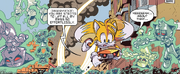 IDW 20 Tails Omega
