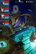 M229 Sonic Chronicles The Dark Brotherhood Nintendo0DS