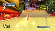 Mario Sonic Olympic Winter Games Gameplay 187