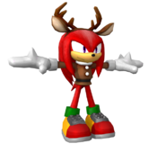 Runners Model Knuckles Holiday