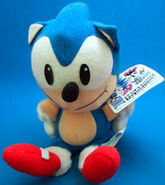SegaSonicUFO 92 Sonic