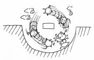 Sonic 1 sketch 15
