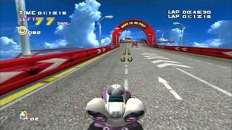 Sonic Adventure 2 (PS3) Route 280 Mission 1 A Rank