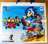 Sonic R bag