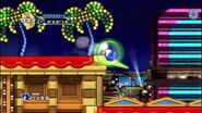 Sonic the Hedgehog 4 Casino Street Zone Act 1 1080 HD