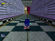 Speed Highway DC Sonic 01