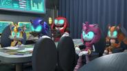 Team Cybonic meeting