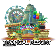Tropical Resort Generations