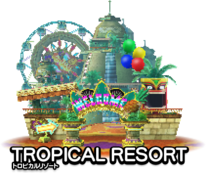 Tropical Resort Generations