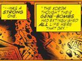 Xorda Attack on Earth