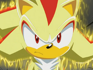 Angry Super Shadow