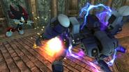 Egg Cannon vs Shadow