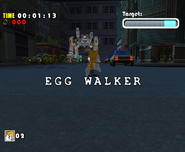Egg Walker DX 02