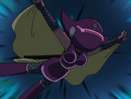 Lady Ninja flying squirrel ep 17